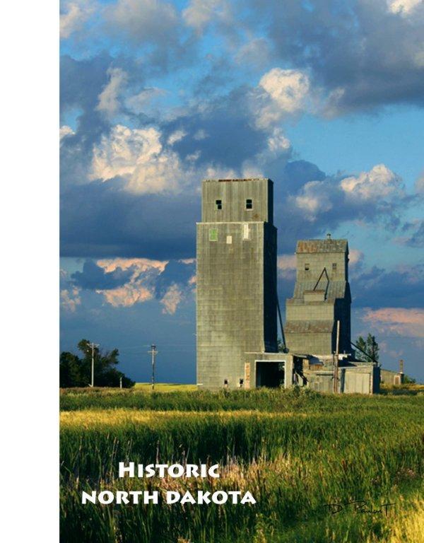 Historic North Dakota Magnets
